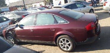 Audi в Джалал-Абад: Audi A6 2.4 л. 1997 | 230000 км