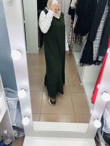 платья свободного кроя для полных в Кыргызстан: Платья юбкидвойкихиджабы, палантины, Балаклавы, никабы по самым
