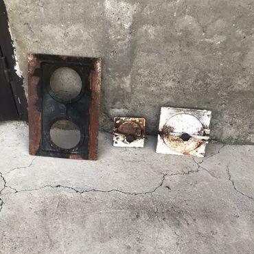 Печи и камины - Кыргызстан: Составляющее печки