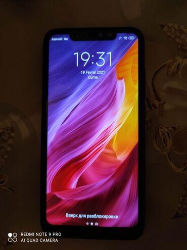 xiaomi redmi 4 pro в Азербайджан: Б/у Xiaomi Redmi Note 6 Pro 32 ГБ Черный