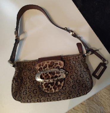 Papuce iz pariza - Srbija: GUESS torbica iz Pariza, čuvam je godinama, nosila sam je par