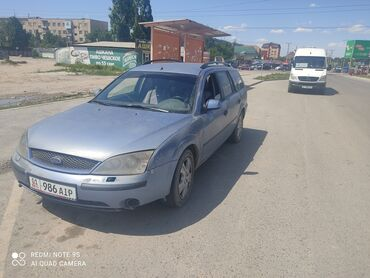 Ford Mondeo 2 л. 2003   111111 км
