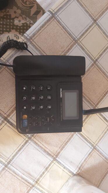 Телефон - Кыргызстан: Продаю безпроводной телефон Кыргыз Телеком