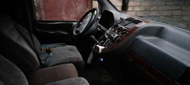 34 elan   NƏQLIYYAT: Mercedes-Benz Vito 2.3 l. 1998   11000 km