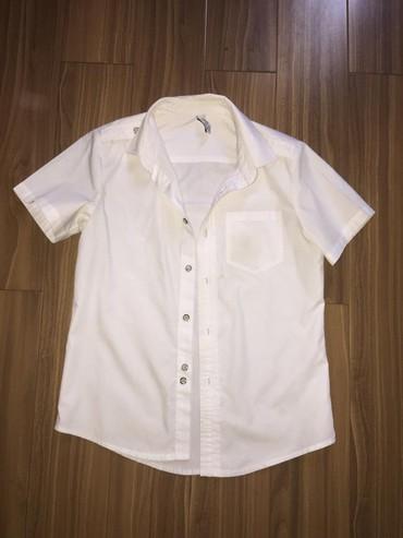 crocs 10 в Кыргызстан: Рубашки хорошего качества на 10-13лет