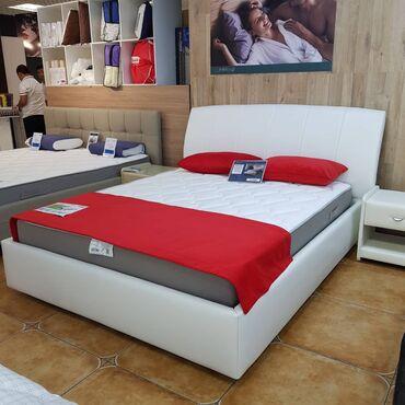 Кровати - Кыргызстан: Кровать OrchideaРазмер: 160*200 смПодъемный механизмКачественная