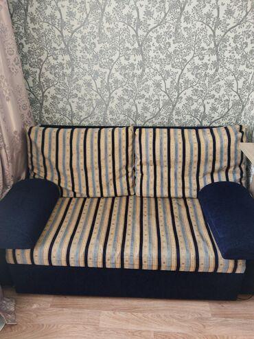 Продаю диван-кровать. В хорошем состоянии. Полуторка. Раскладывается в