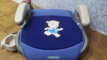 Детские фирменные большие бустеры б/у. Цена 2500 сом за штуку. Покупал в Бишкек