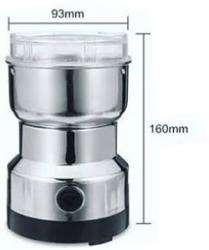 Кофеварки и кофемашины в Кыргызстан: Кофемолка Geepas CG-250:Мощность: 150 ВтСистема помола: ротационнаяНож