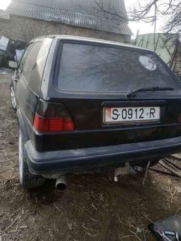купить завод в Кыргызстан: Volkswagen Golf 1.9 л. 1986