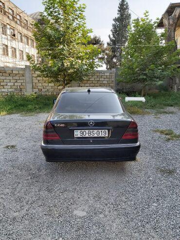 Mercedes-Benz - Azərbaycan: Mercedes-Benz 2.4 l. 1998 | 240 km