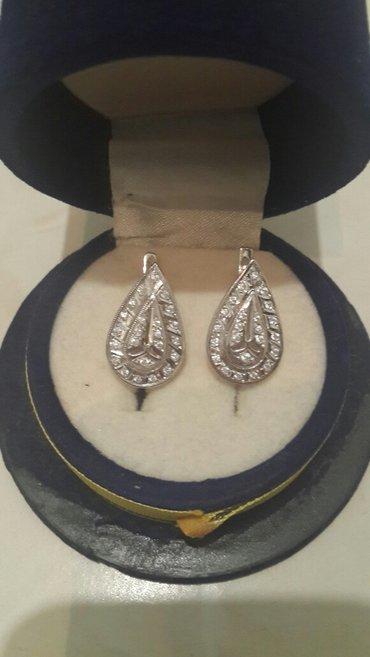 Sumqayıt şəhərində gümüş sırqa 925 əyyar 30 manat