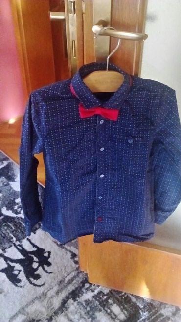 Waikiki košuljica za male šmekere 128br Uz kupovinu dečijih stvari - Crvenka