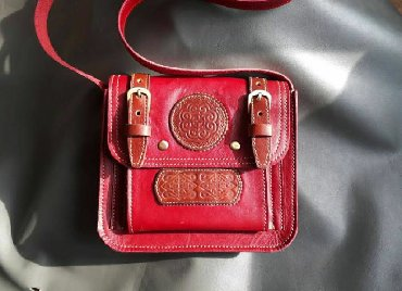 сумка-жен в Кыргызстан: Женская кожаная сумка #сумка