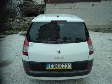 Renault Grand Scenic 1.5 l. 2006 | 206000 km