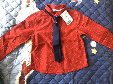 Ostala dečija odeća | Kula: Niva kosulja za bebu decaka! HM Sa etiketom Velicina 92