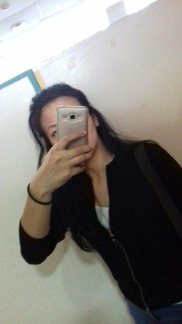 Ищу  работу, мне 23, у меня проблема с в Бишкек