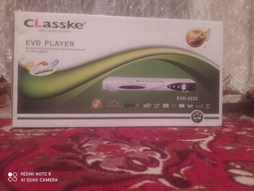 Продается dvd player в отличном состоянии. Цена 750