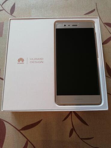 Huawei p9, zlatna boja. Garancija tri godine, sad istice. Ocuvan kao