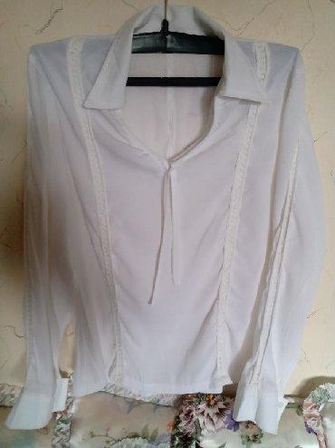 Košulje i bluze | Kraljevo: Nova pamucna zenska kosulja. dim. oko grudi. 100cm. duzina 60cm
