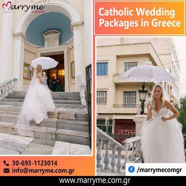 Υπηρεσίες - Ελλαδα: A Catholic Wedding in Greece seems to be the perfect choice for those
