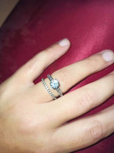 Προσωπικά αντικείμενα - Ελλαδα: Swarovski crystal rings setΟλοκαίνουργιο σετ Swarovski. Αποτελείται