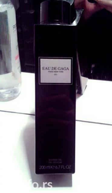 Lady gaga  eau de gaga shower gel - Ivanjica