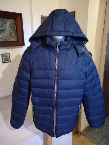 Nova muska zimska jakna sa kapuljacom whard. Odlicna zimska jakna za - Belgrade