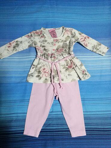 Ostala dečija odeća   Kikinda: Kompletić za 6 meseci