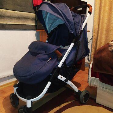Продается всесезонная коляска от Bene baby. Удобная, компактная с сумк