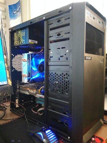 современный компьютер в Кыргызстан: Игровой компьютер GTX1060 6GB / i5 / 8gb ram / ssd / hdd 1tbтянет все
