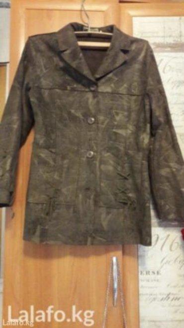 Пиджак женский в идеальном состоянии, размер 50,52 в Бишкек