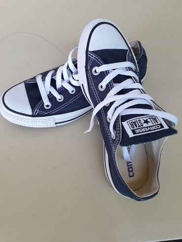 All star converse, original, br 36,5Nove, nenosene zbog