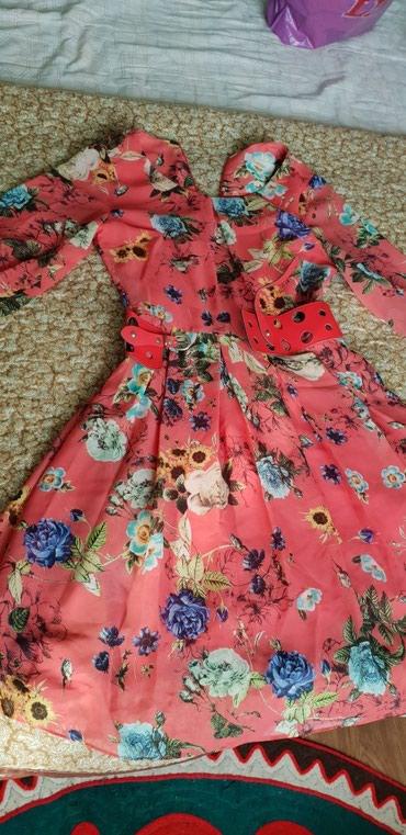 Турецкое платье, одето 1 раз в Бишкек