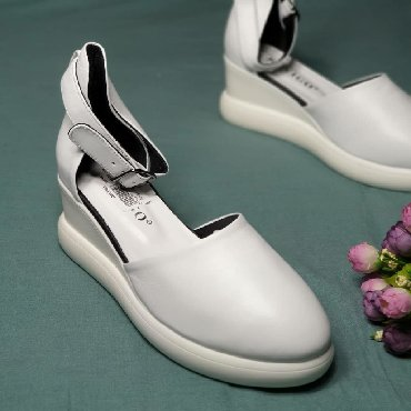 Сандалии и шлепанцы в Кыргызстан: Женский обувь из Турции премиум класса. Плотность натуральная кожа