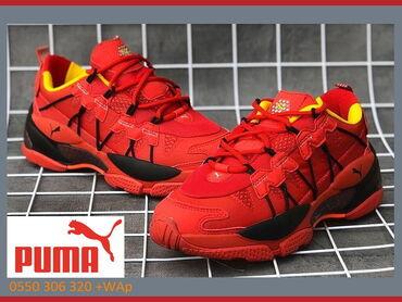 Puma x Helly Hansen стильные мужские кроссовки Пума весна-лето