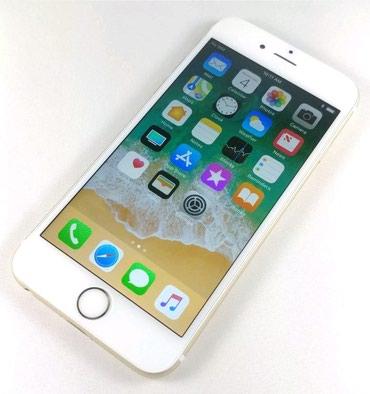IPhone 6S 16gb gold. Из США, в идеальном в Бишкек