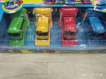 сдам гараж в Азербайджан: Tayo avtobusları qaraj ilə  Тае автобусы с гаражом