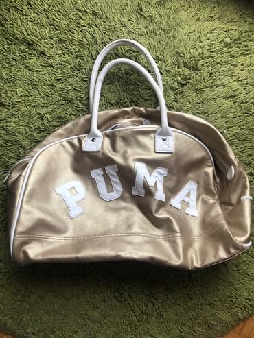 Puma original torba velika - Belgrade