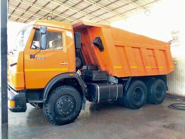 авто в киргизии in Кыргызстан   HONDA: КамАЗ евро 2 в хорошем состоянии свежий перегон с Набережных Челнах по