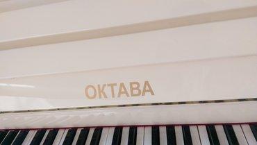 """Bakı şəhərində Rusiya istehsalı """"Октава"""" markalı 3 pedallı piano satılır.- şəkil 2"""