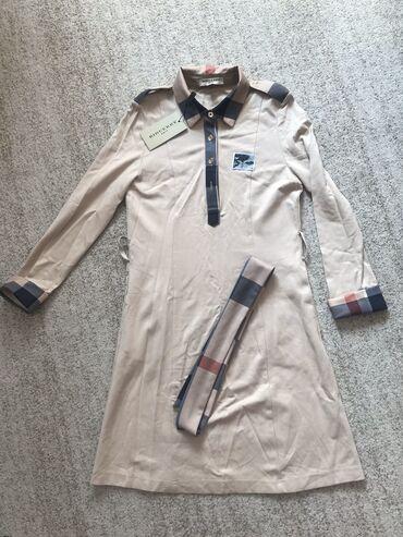 shorty burberry в Кыргызстан: Новая платья Burberry. Качество очень хорошое