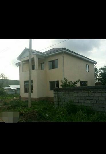 Продаю кирп. дом, ПСО готовность-80% по в Бишкек