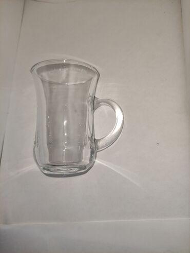 фужеры стекло в Кыргызстан: Срочно продаю посуду для бара Гибралтар средний -6шт Стаканы Kola- 1