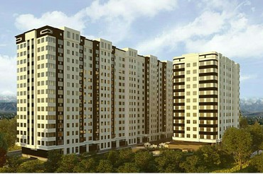 Продается квартира: 3 комнаты, 77 кв. м., Бишкек в Бишкек