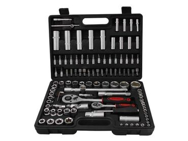 Kuća i bašta | Arandjelovac: Set profi alata u koferu 108 delovaSamdinara.Porucite odmah u Inbox