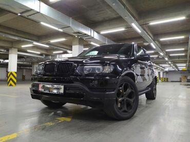 BMW X5 4.4 л. 2003 | 113000 км