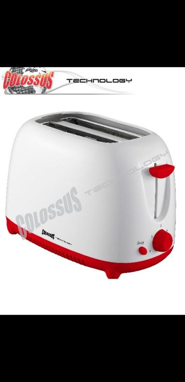 NOVO, garancija 25 meseci ColossusTechnology Toster CSS-5310750Wza