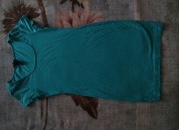 50 oglasa: Pamucna, tirkizna haljina iz HM. Super stanje, bez ostecenja.Velicina