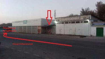 Гаражи - Кыргызстан: Продаю Гараж с подвалом возле дороги, рядом с Кудайберген не упусти